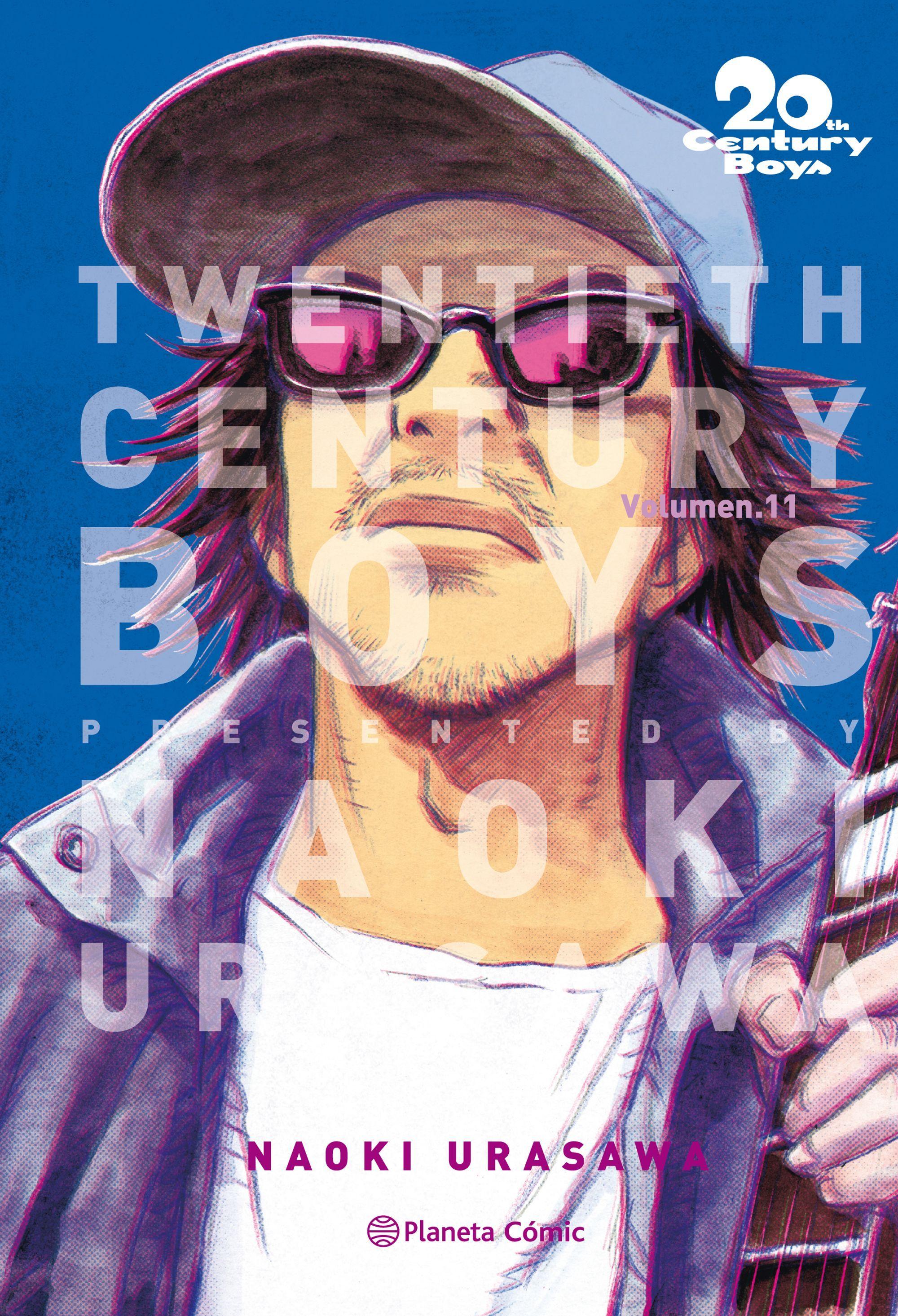 20TH CENTURY BOYS Nº 11/11 NUEVO EDICION