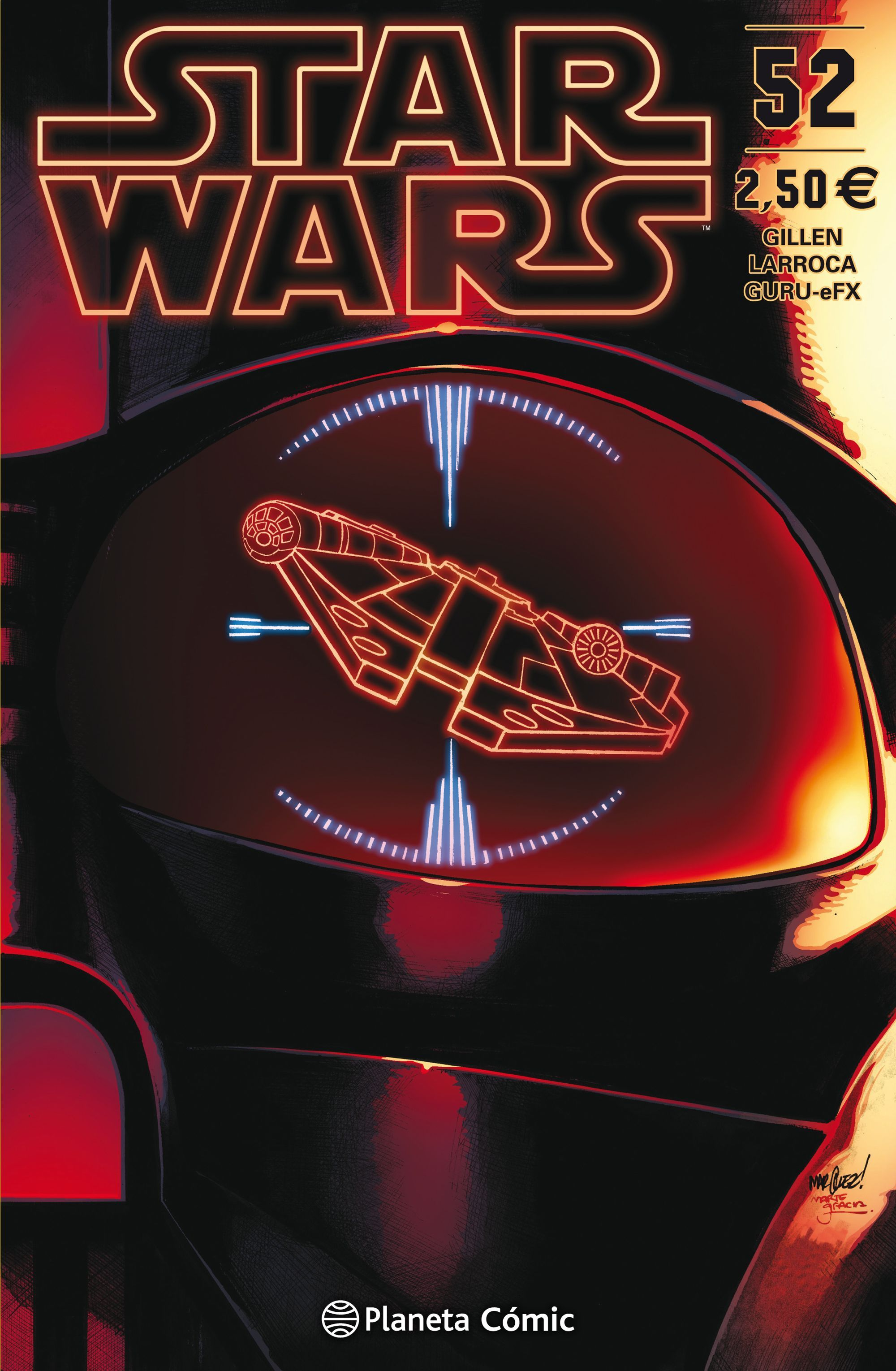 STAR WARS Nº 52