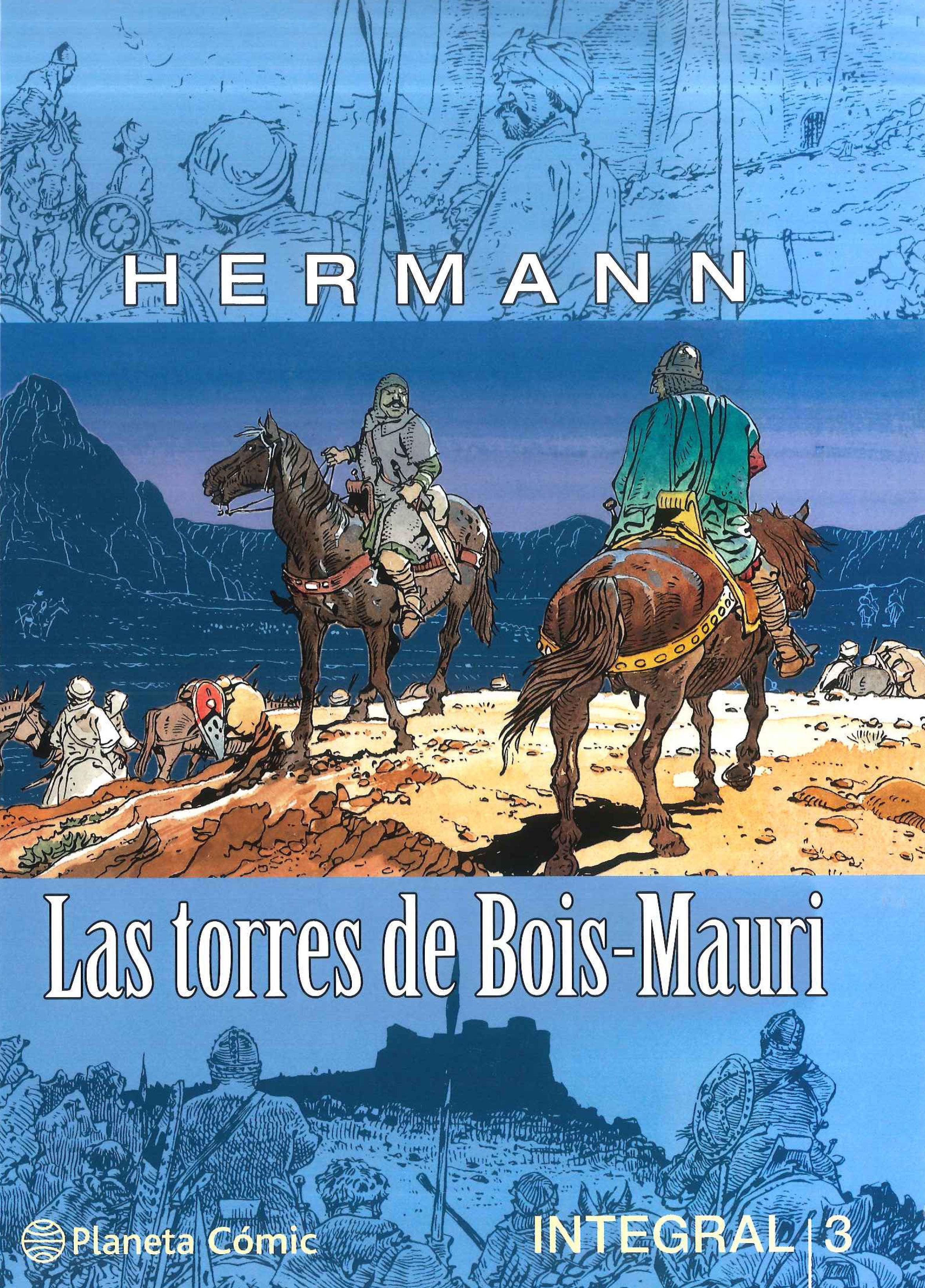 TORRES DE BOIS MAURI Nº 03 LAS