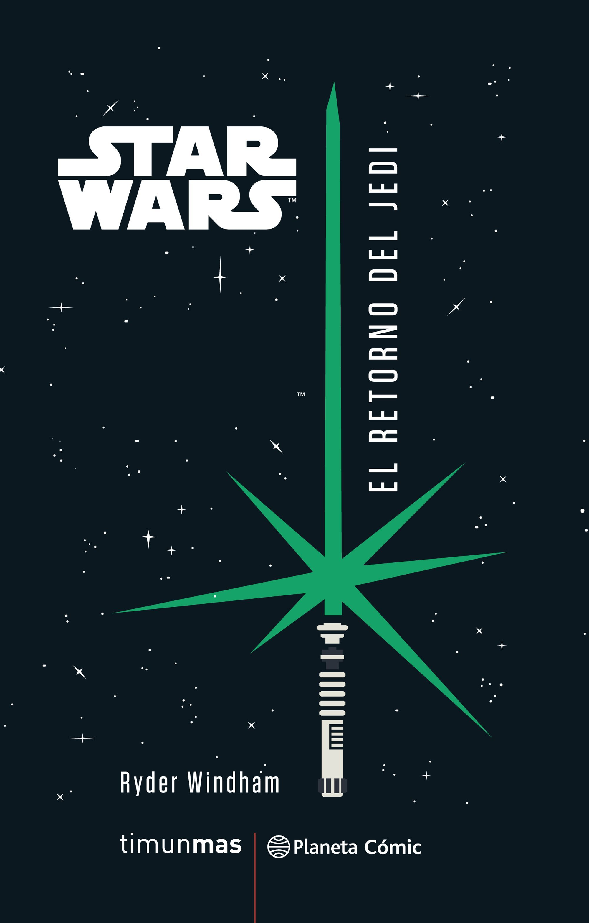 STAR WARS EL RETORNO DEL JEDI NOVELA