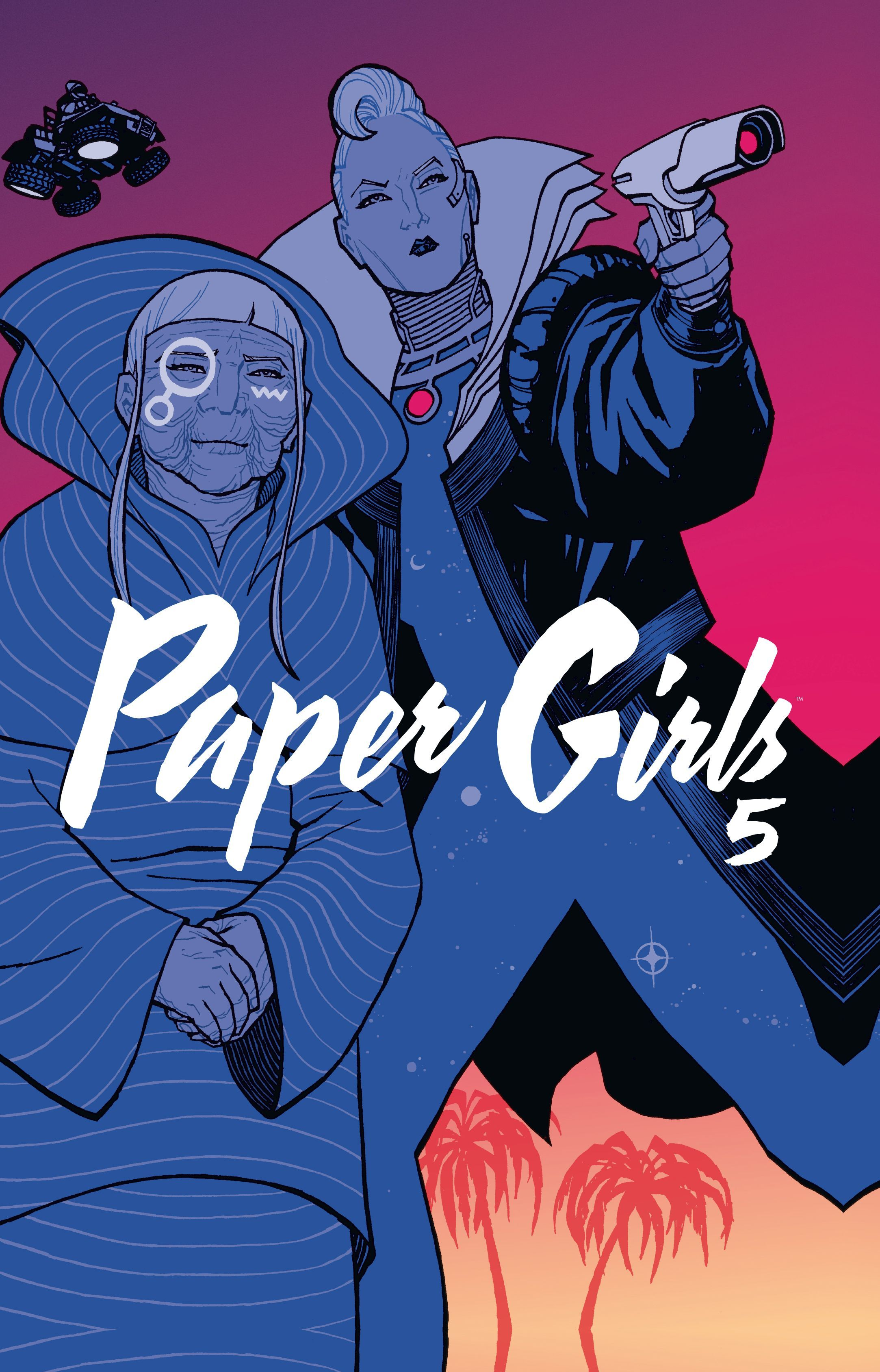 PAPER GIRLS Nº 05/06