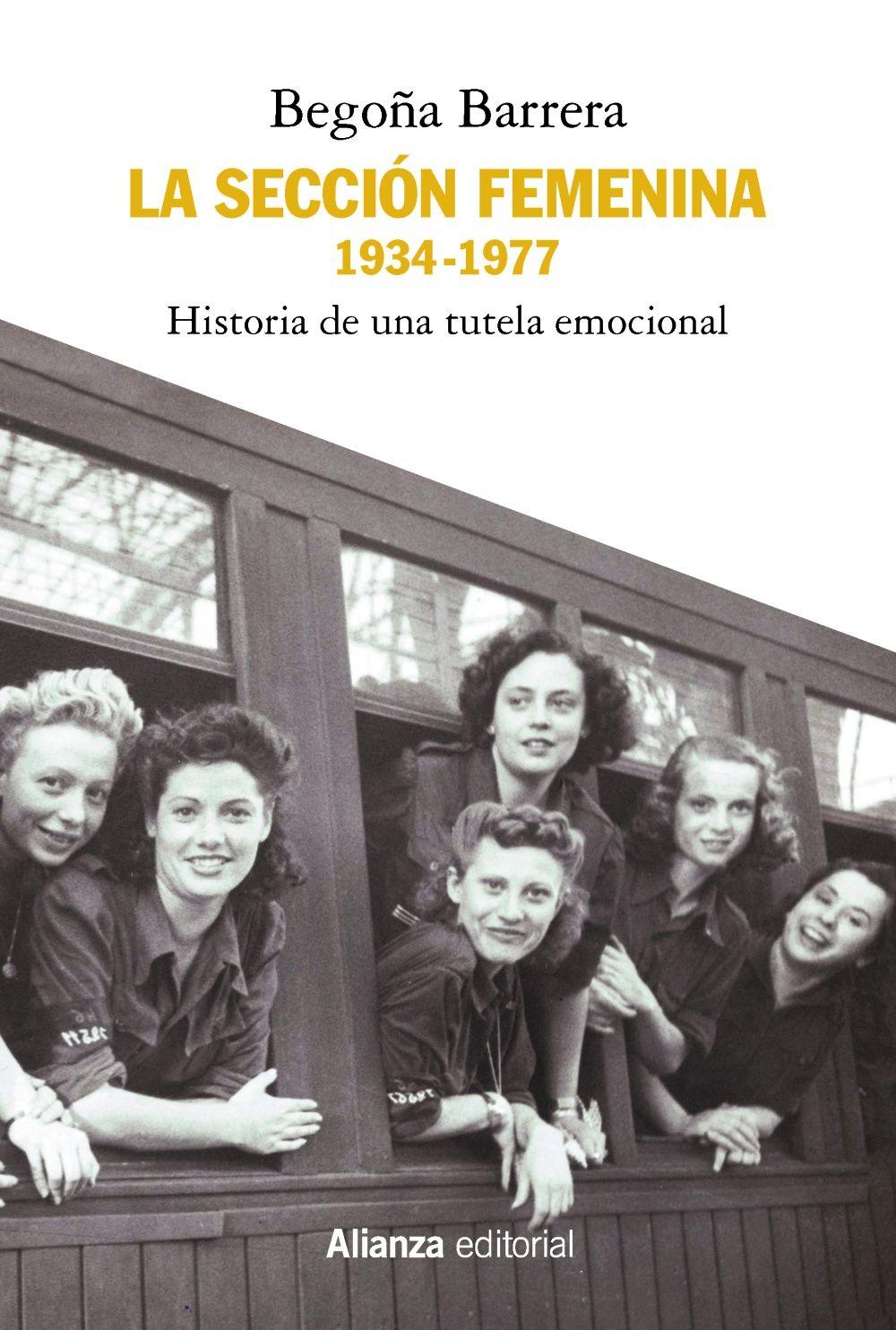 SECCIÓN FEMENINA, 1934-1977