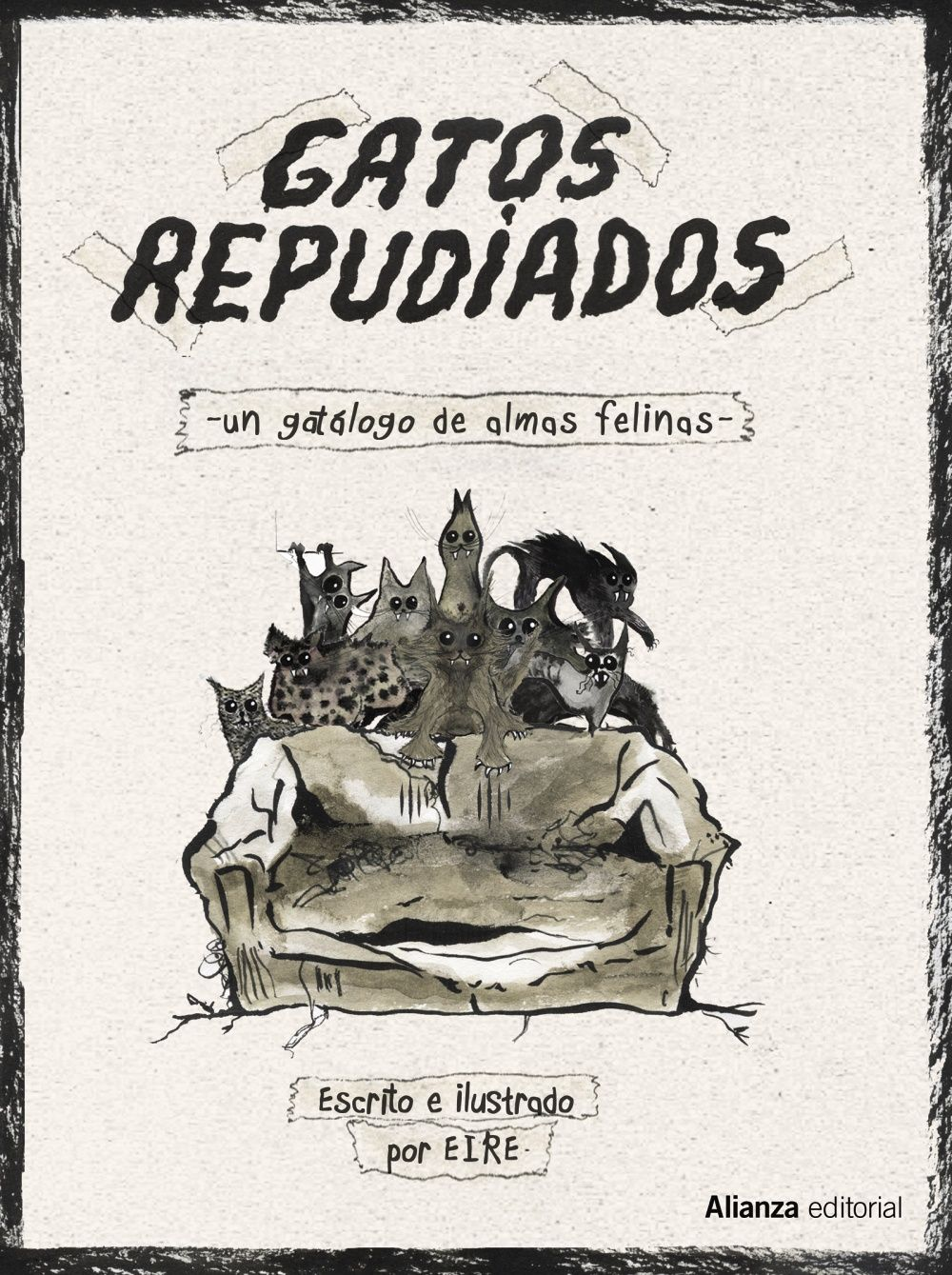GATOS REPUDIADOS