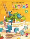 ENSALADA DE LETRAS-LECTURAS 19