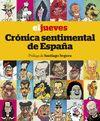JUEVES CRONICA SENTIMENTAL DE ESPAÑA EL