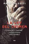 LEY DEL CRIMEN LA