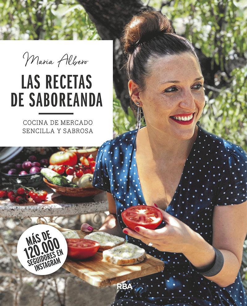 RECETAS DE SABOREANDA LAS