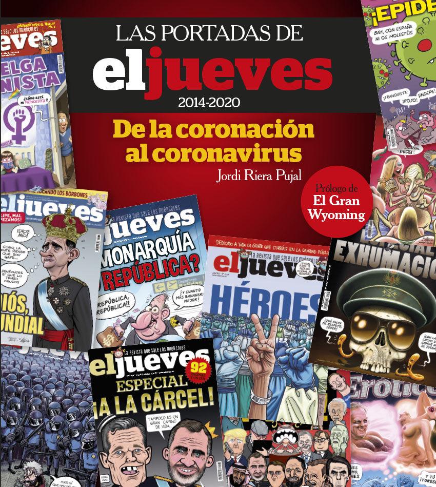 PORTADAS DE EL JUEVES 2014-2020 LAS