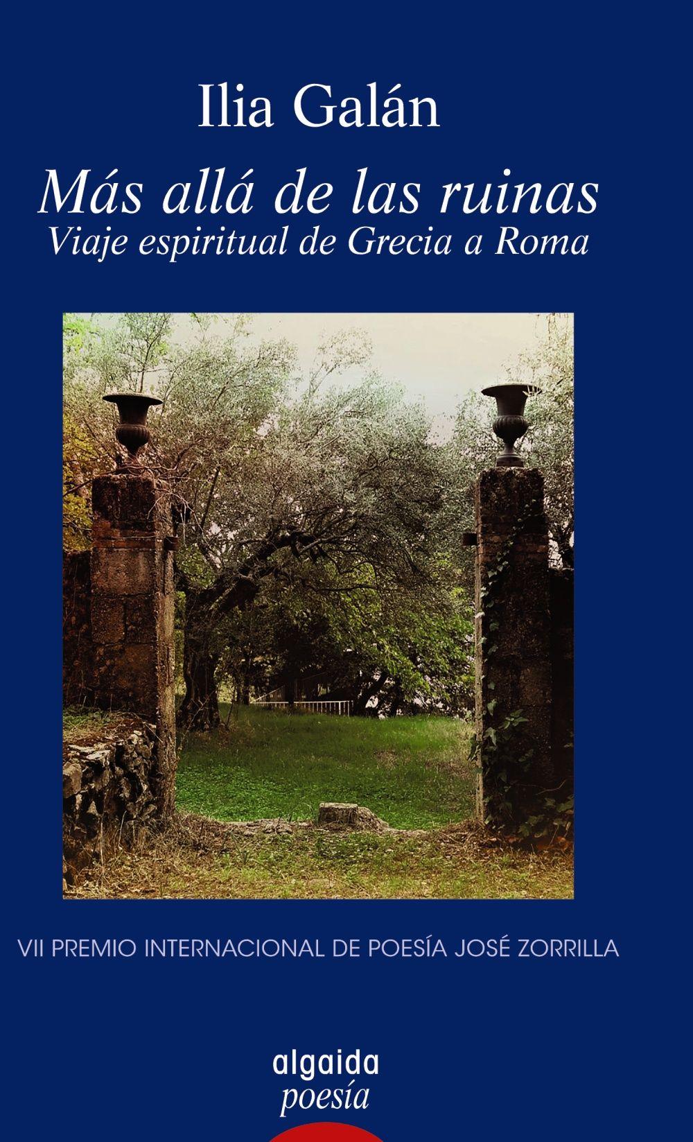 MAS ALLA DE LAS RUINAS VIAJE ESPIRITUAL DE GRECIA A ROMA