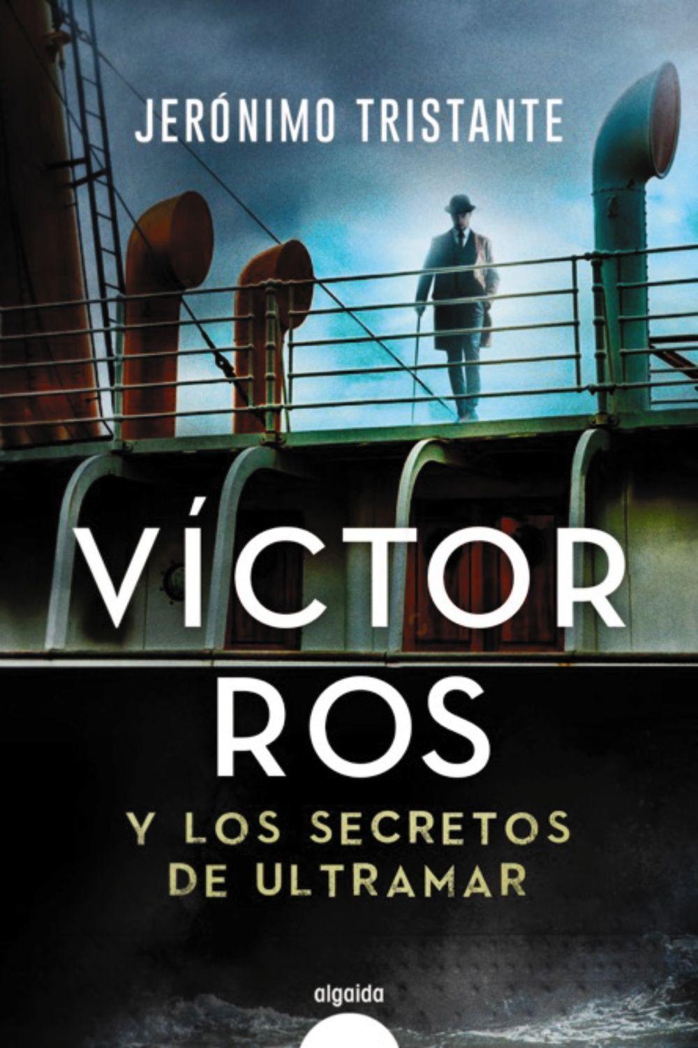 VICTOR ROS Y LOS SECRETOS DE ULTRAMAR