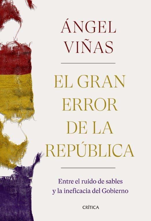 GRAN ERROR DE LA REPUBLICA EL