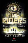 TIME RIDERS 02 TIEMPO DE DINOSAURIOS