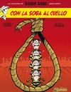 LUCKY LUKE CON LA SOGA AL CUELLO