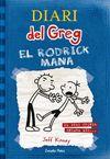 DIARI DEL GREG 2 EL RODRICK MANA
