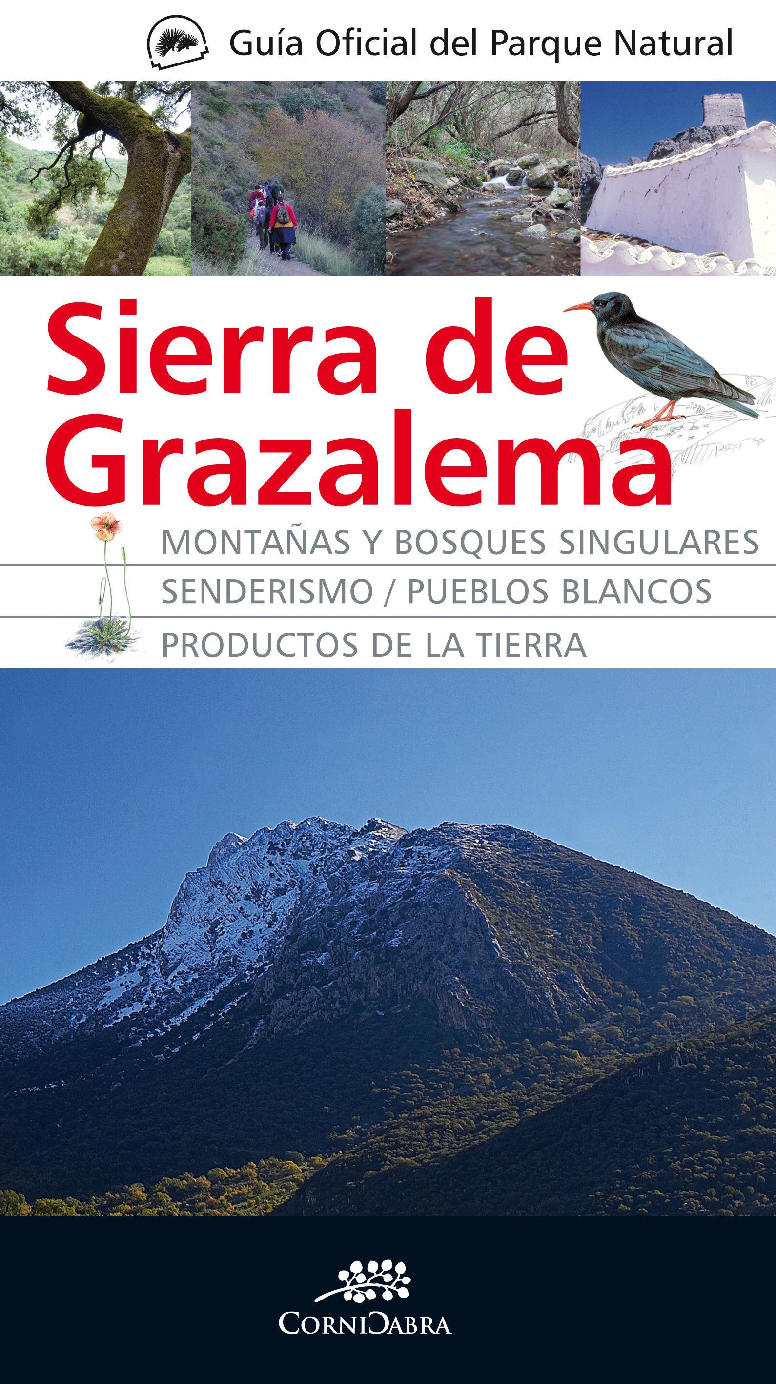 SIERRA DE GRAZALEMA GUIA OFICIAL DEL PARQUE NATURAL
