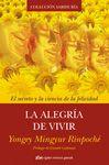 ALEGRÍA DE VIVIR