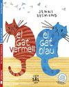 GAT VERMELL EL GAT BLAU EL