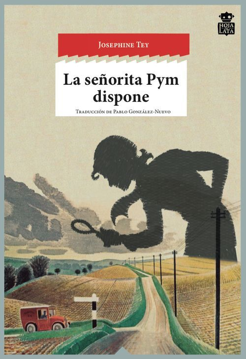 SEÑORITA PYM DISPONE LA