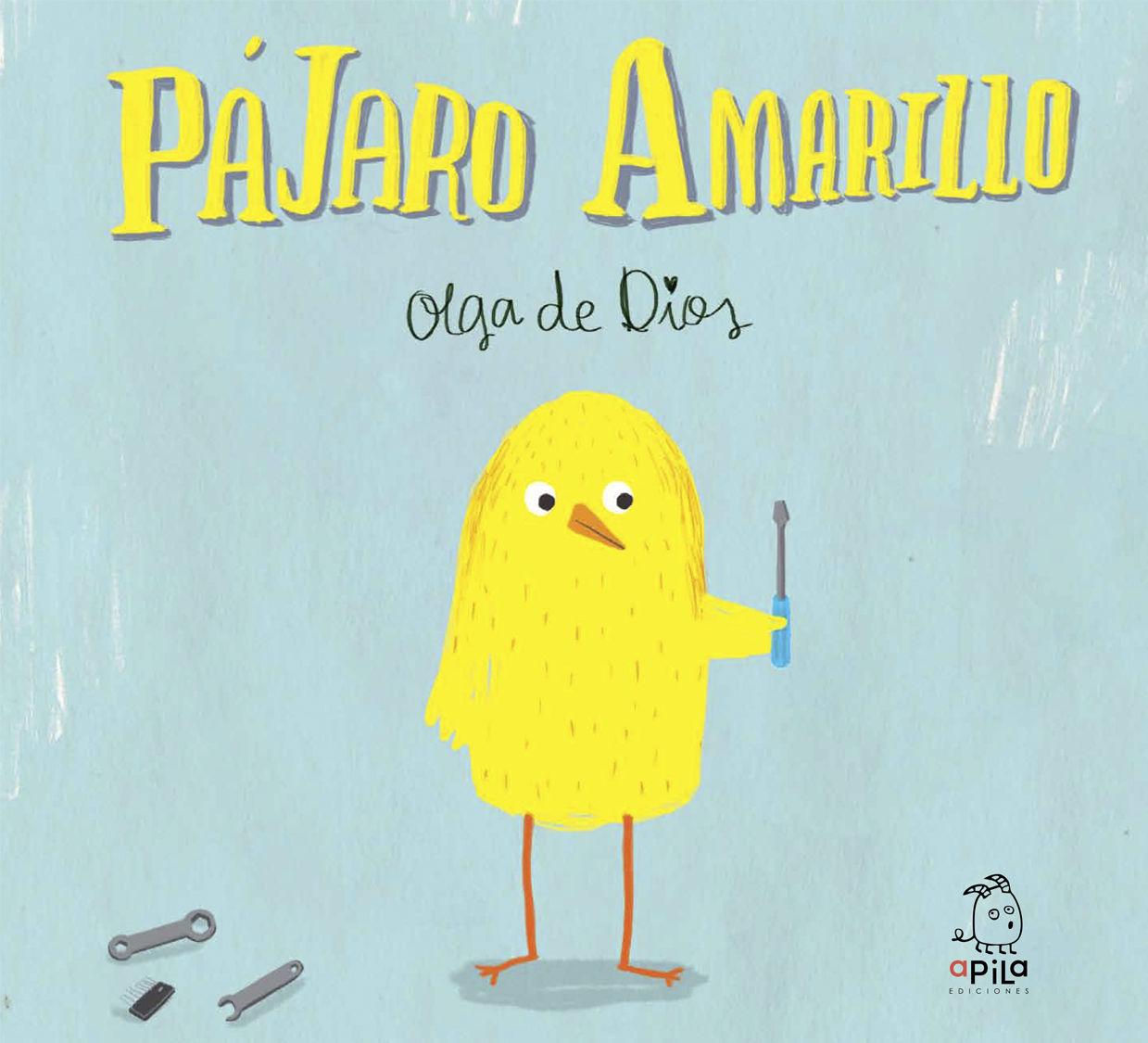 PAJARO AMARILLO