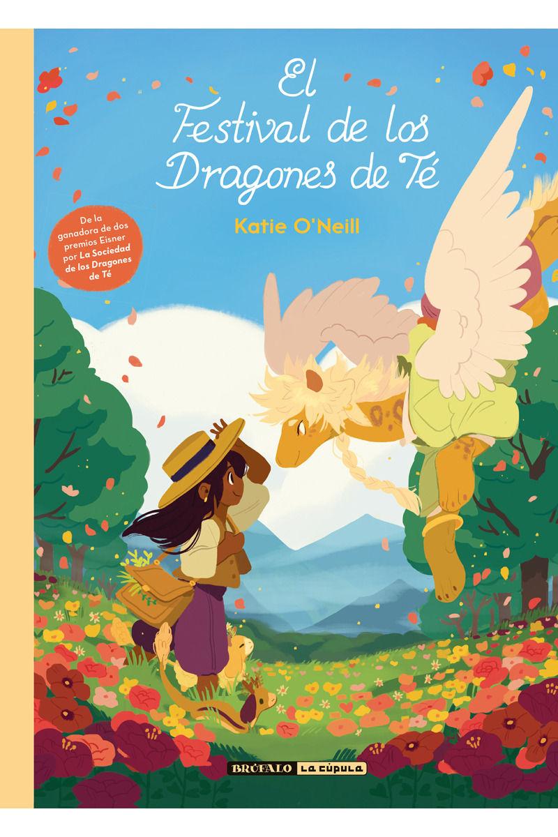 FESTIVAL DE LOS DRAGONES DE TÉ EL