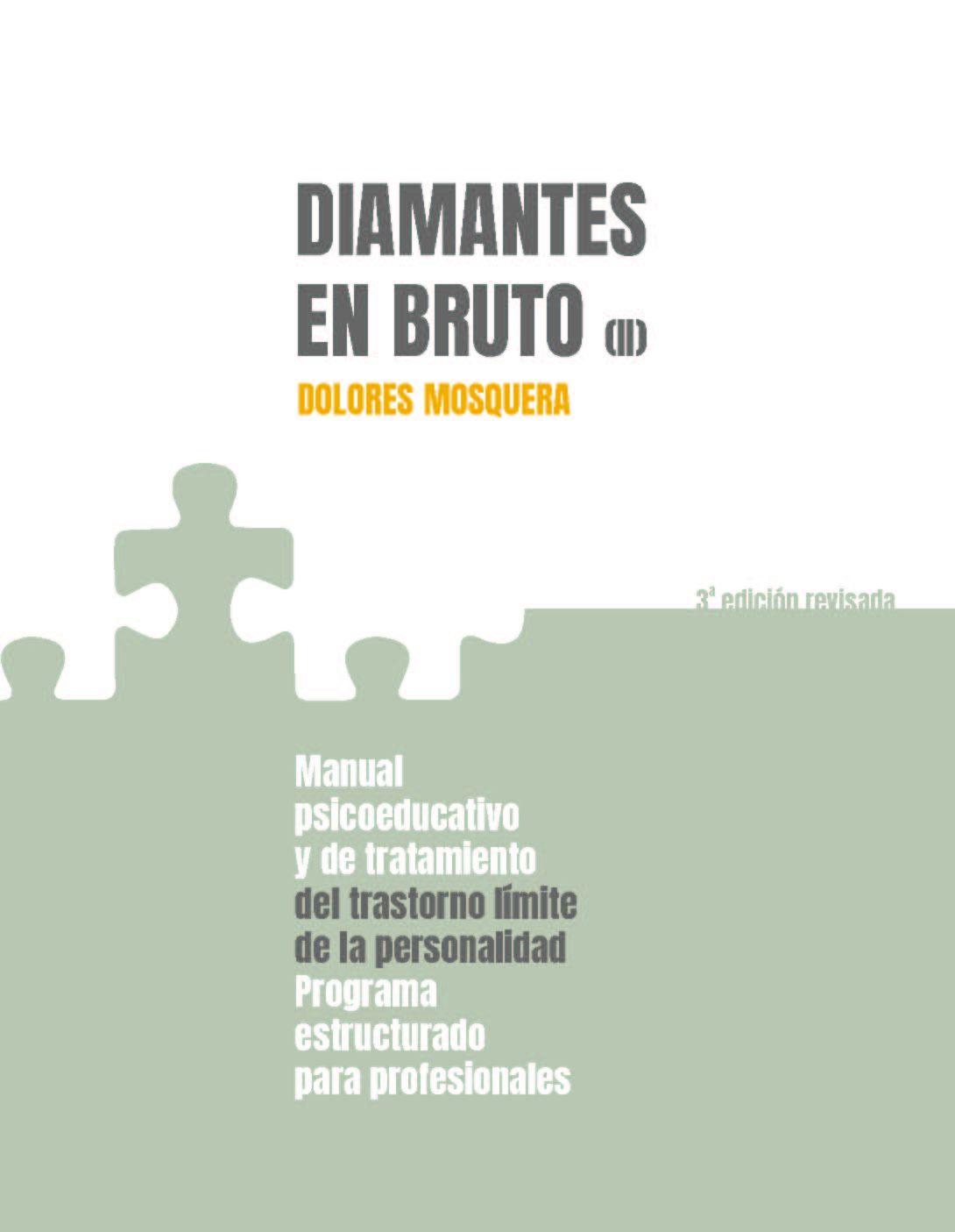 DIAMANTES EN BRUTO (II)-TERCERA EDICIÓN REVISADA