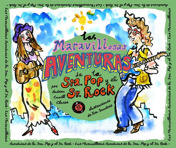 MARAVILLOSAS AVENTURAS DE LA SRA POP Y EL SR ROCK LAS