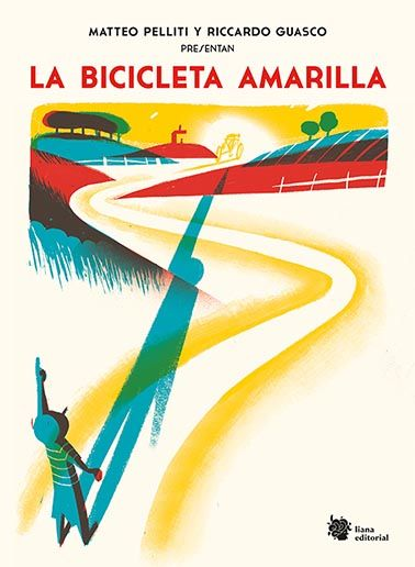 BICICLETA AMARILLA LA