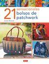 21 SENSACIONALES BOLSOS DE PATCHWORK