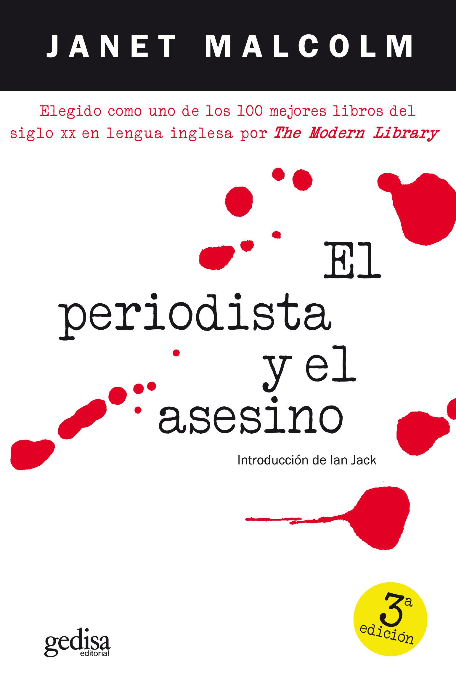 PERIODISTA Y EL ASESINO