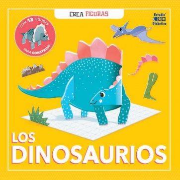 LOS DINOSAURIOS CREA FIGURAS