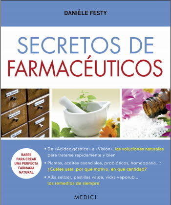 SECRETOS DE FARMACEUTICOS