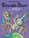 BRUNILDA Y BRUNO  EN EL ESPACIO