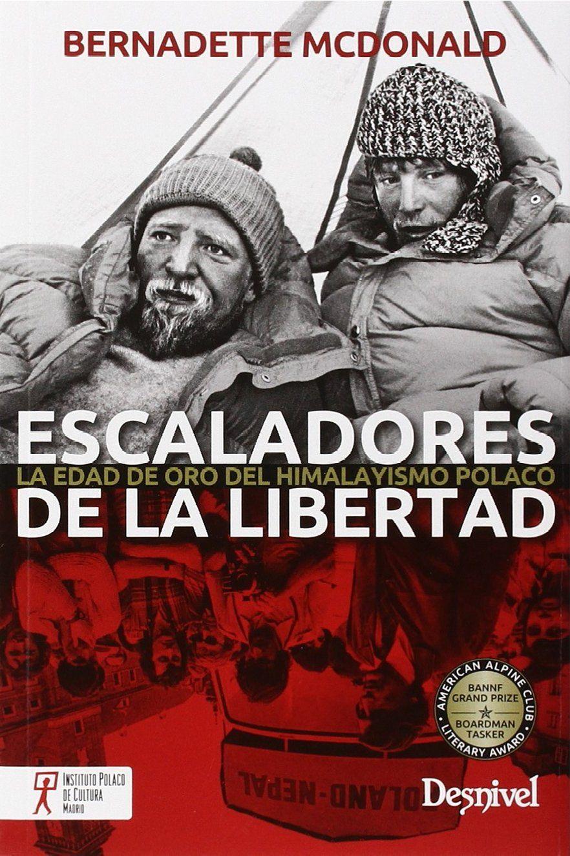 ESCALADORES DE LA LIBERTAD