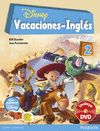 VACACIONES DISNEY INGLÉS 2º DE PRIMARIA