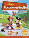VACACIONES DISNEY INGLÉS INFANTIL 3-5 AÑOS