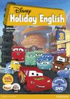 DISNEY HOLIDAY ENGLISH 3