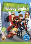 DISNEY HOLIDAY ENGLISH 4