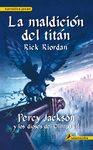 MALDICION DEL TITAN LA PERCY JACKSON Y LOS DIOSES DEL OLIMPO III