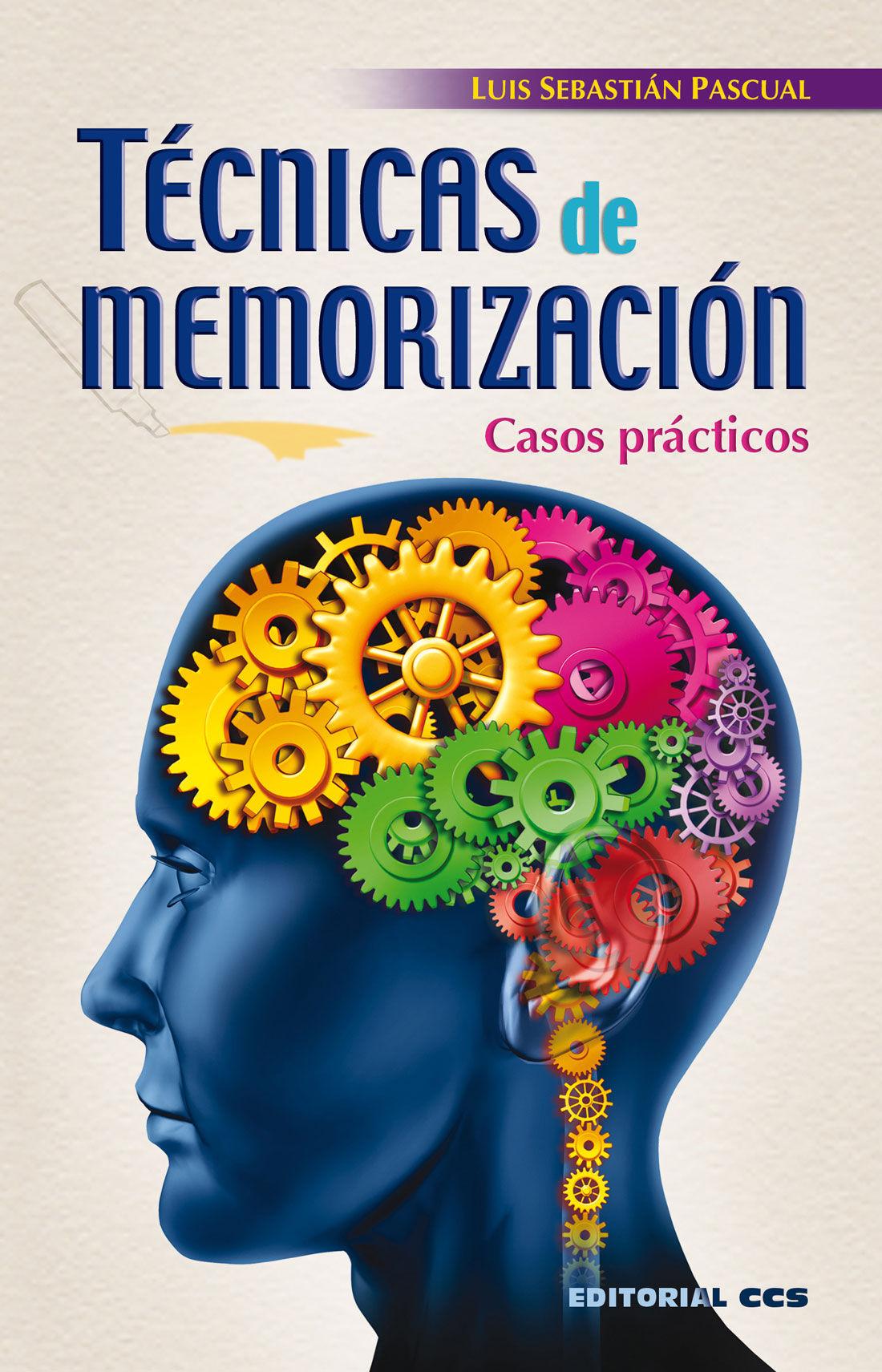 TÉCNICAS DE MEMORIZACIÓN