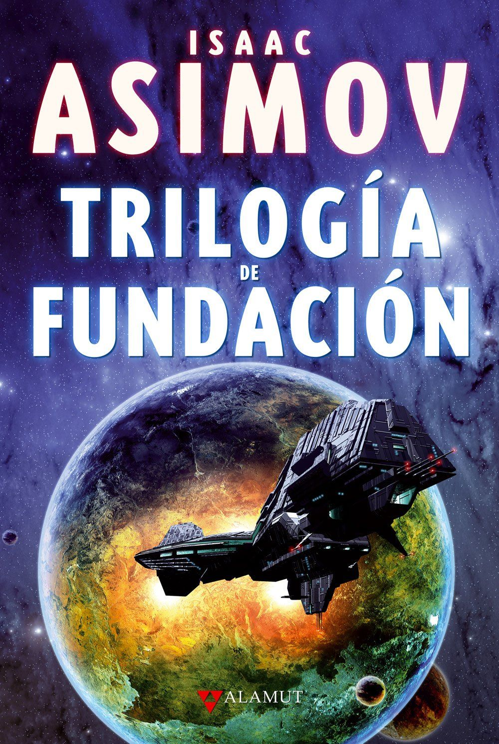 TRILOGIA DE FUNDACION