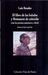 LIBRO DE LAS BALADAS Y ROMANCES DE COLORIDO EL