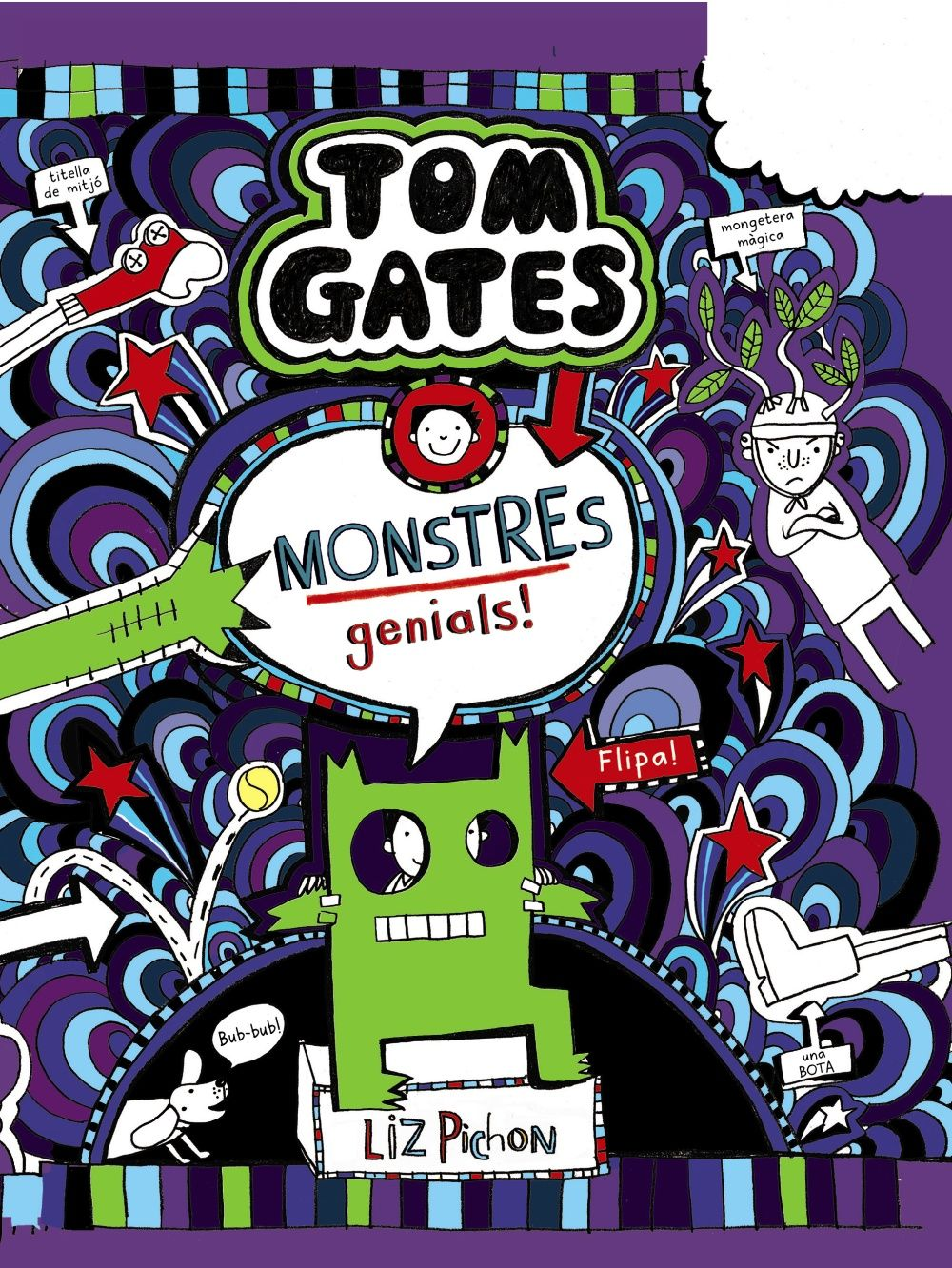 TOM GATES 15 MONSTRES GENIALS