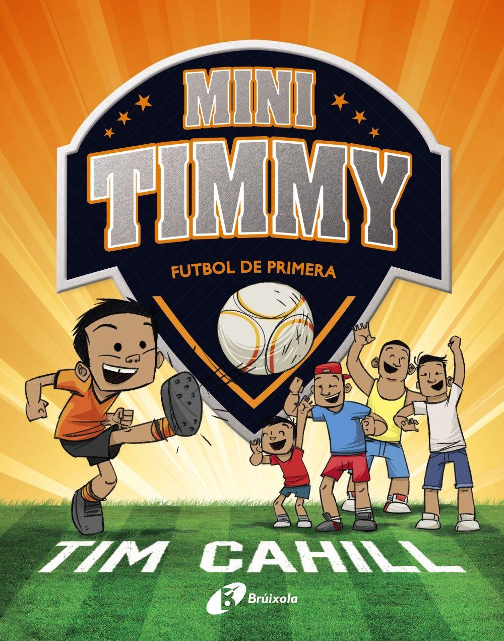 MINI TIMMY 2 FUTBOL DE PRIMERA