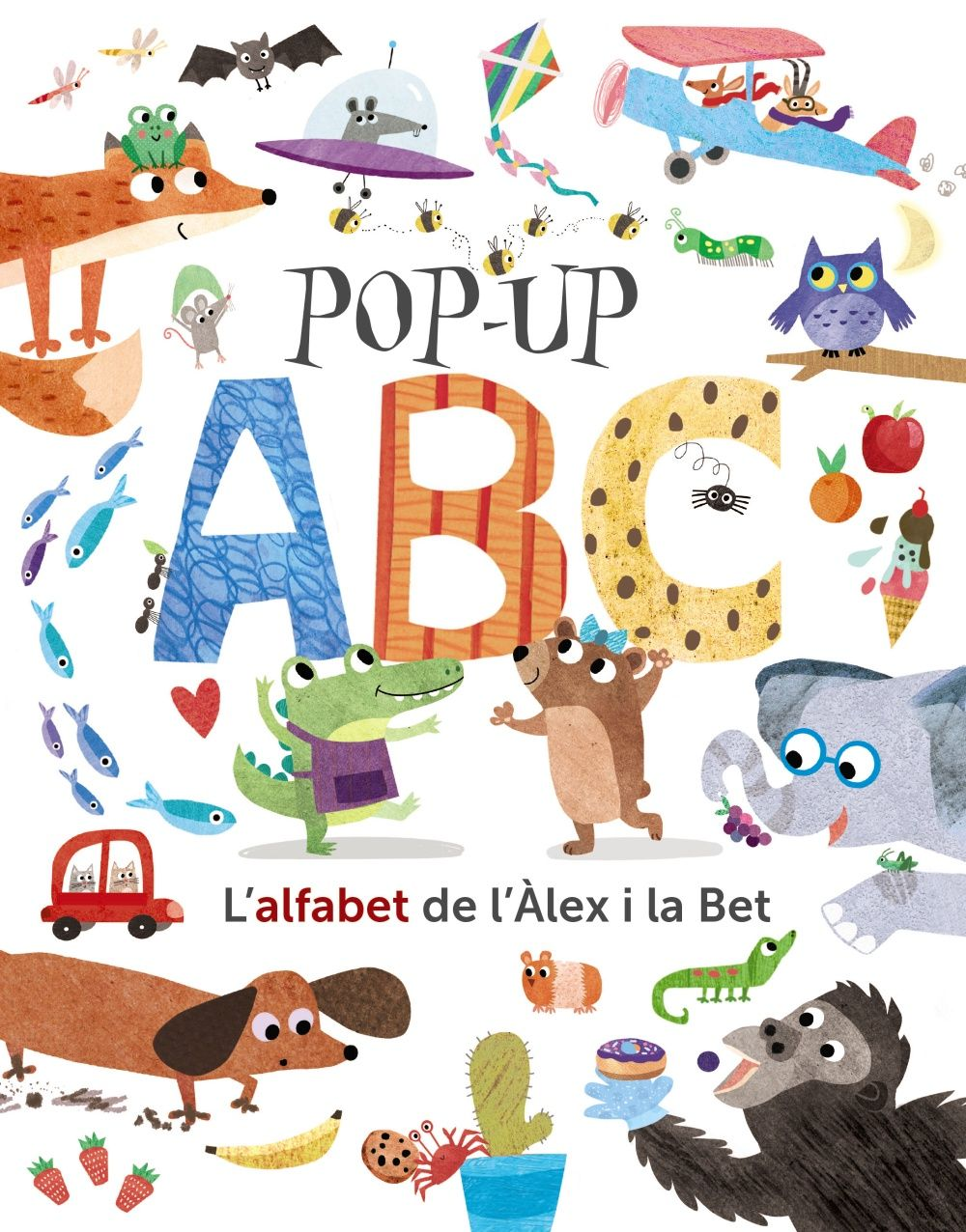 POP UP ABC L ALFABET DE L ALAX I LA BET