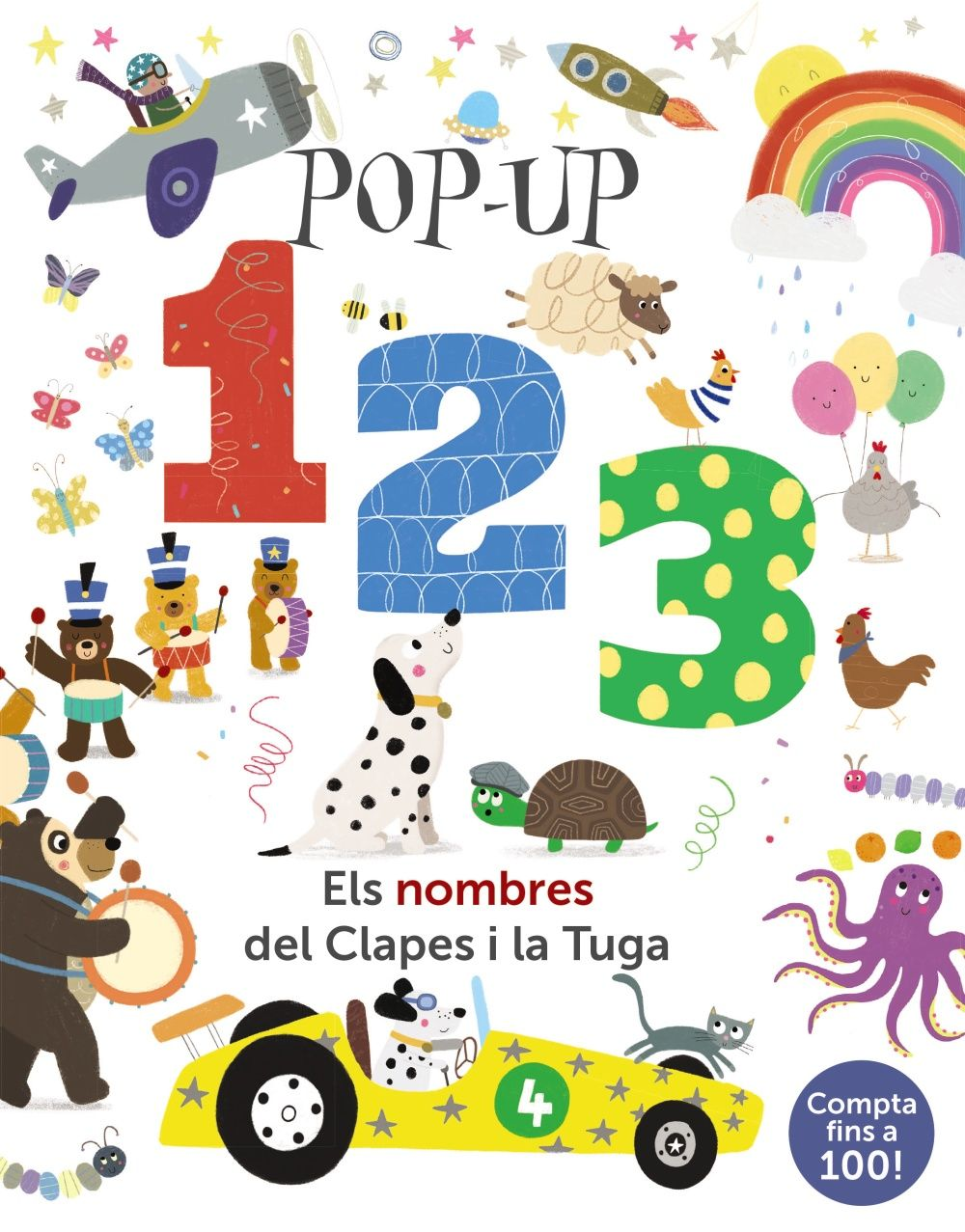 POP UP 123 ELS NOMBRES