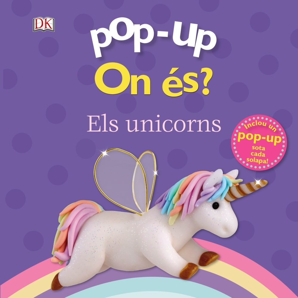 POP UP ELS UNICORNS