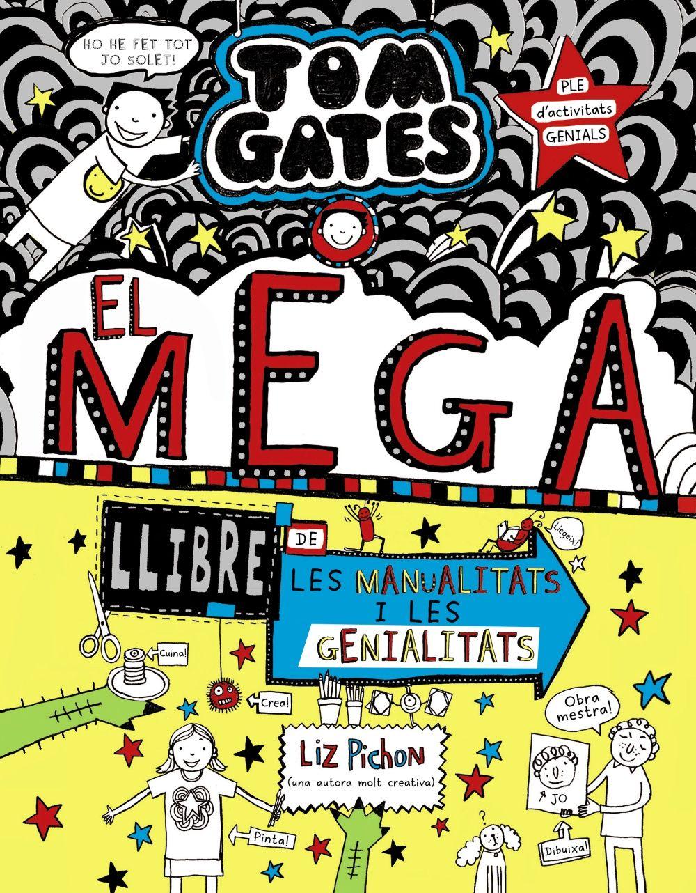T. GATES: EL MEGA LLIBRE