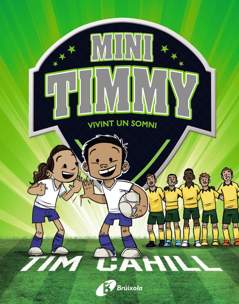 MINI  TIMMY 3 VIVINT UN SOMN