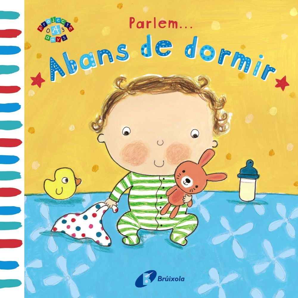 PARLEM ABANS DE DORMIR