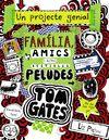 TOM GATES 12  FAMÍLIA AMICS I ALTRES BESTIOLES PELUDES